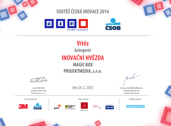 Innovation Star 2014